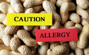 Caution: Allergy to Product